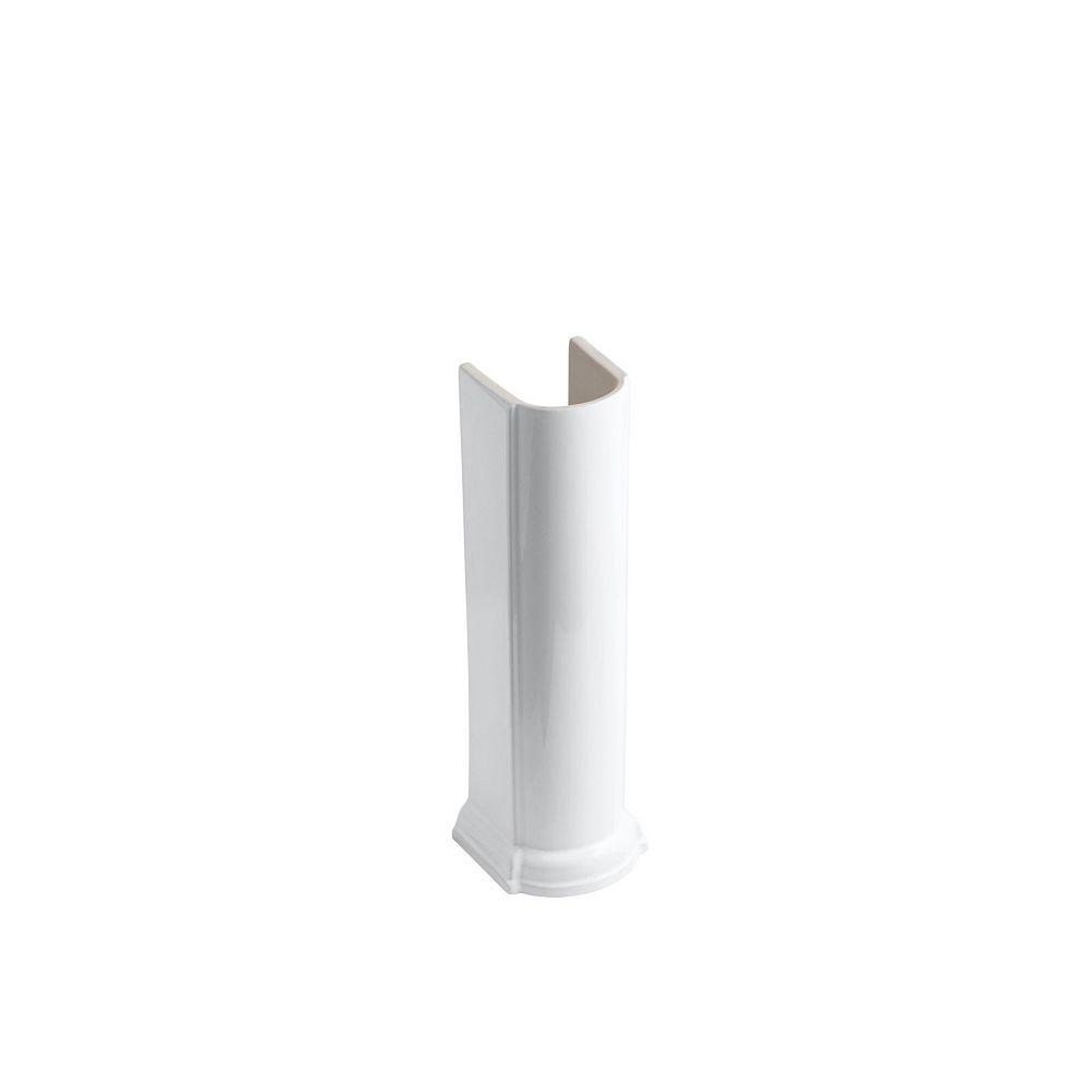 KOHLER Devonshire Pedestal Only In White