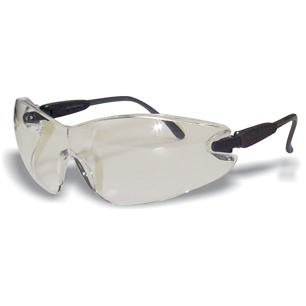 Workhorse Frameless Safety Glass Clear Lens