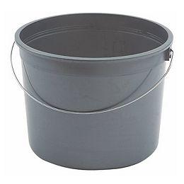 Seau de 4730 ml en plastique avec manche