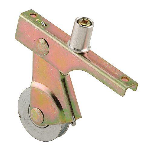 1-in Steel Screen Door Roller (2-Pack)