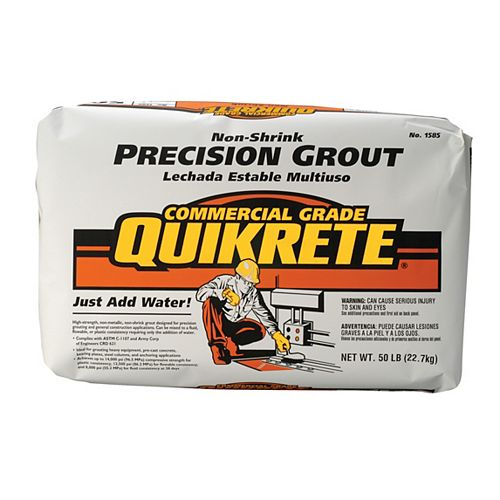 Quikrete Non Shrink Precison Grout 22kg