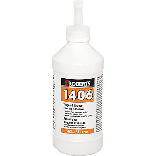1406, 473mL Tongue and Groove Adhesive