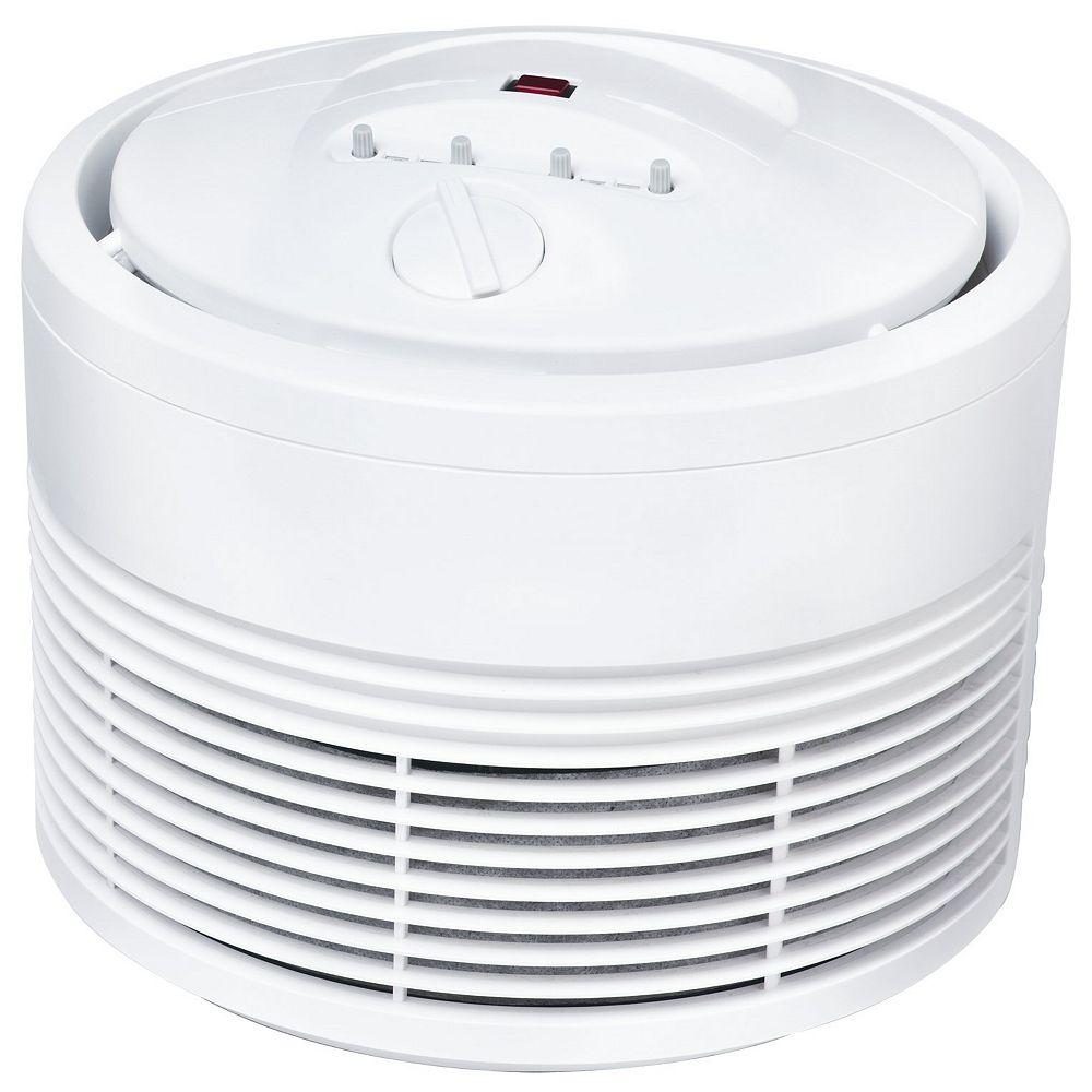 Honeywell Permanent True HEPA Round Air Purifier with Germ Reduction