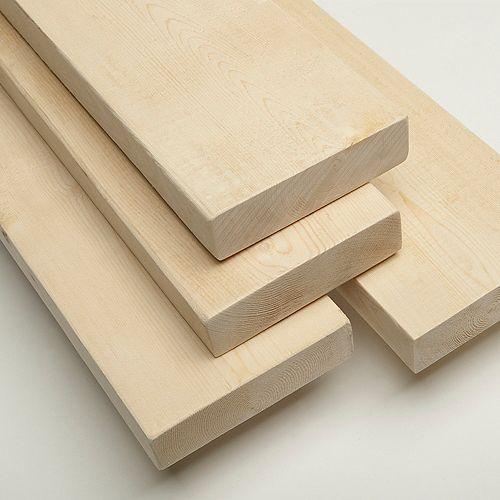 2x6x93 1/4 Bois de construction