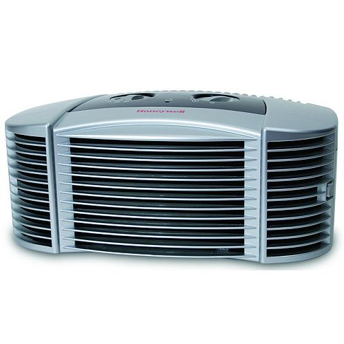 Permanent HEPA-Type Tabletop Air Purifier