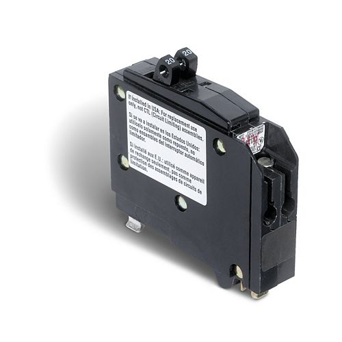 Disjoncteurs en tandem QO  de 20A unipolaire