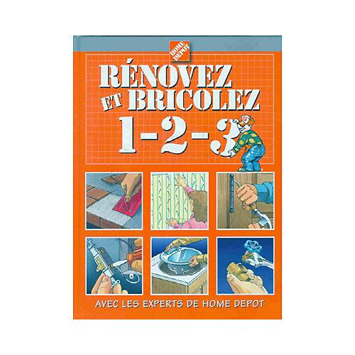 Rénovez et Bricolez 1-2-3