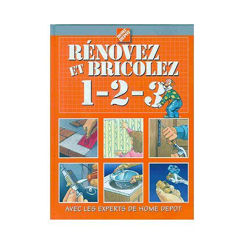 Renovez et Bricolez 1-2-3