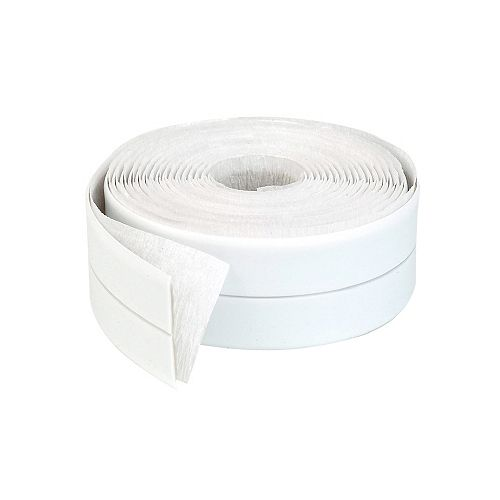 Seal-A-Crack 3/8-inch x 1 1/2-inch x 132-inch Plastic Contour Seal for Bathtubs