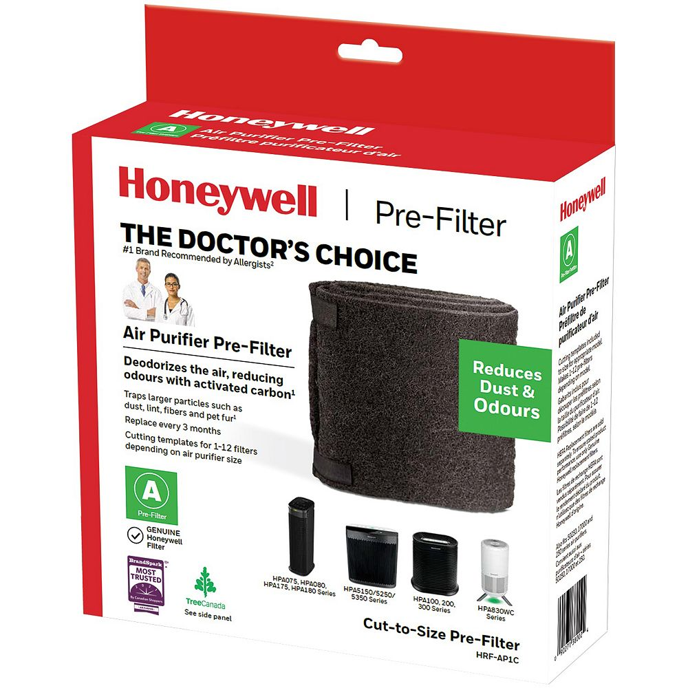 Honeywell Activated Carbon Pre-Filter