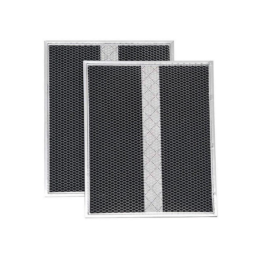 Broan-NuTone Allure Series Charcoal Range Hood Filters