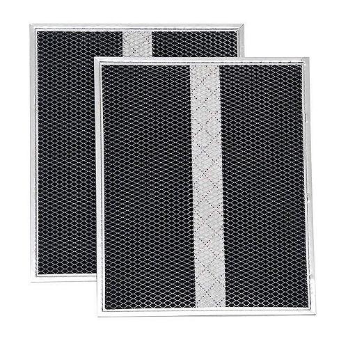 Allure Series Charcoal Range Hood Filters