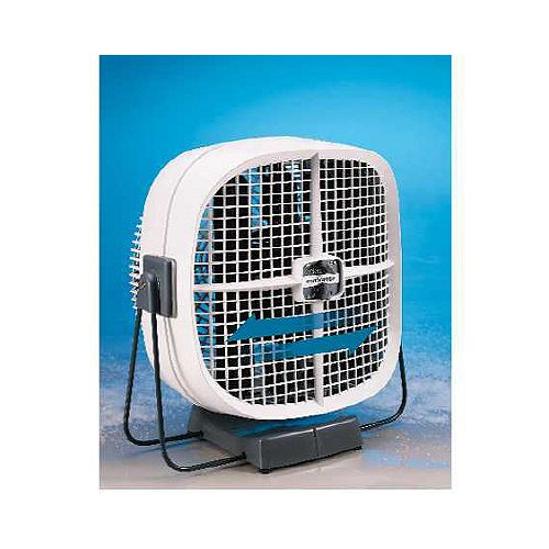 Pulse Action Safety Cooling Fan