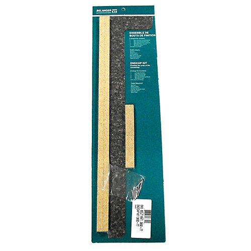 Ensemble de bouts de finition, Labrador Granite 3692-77