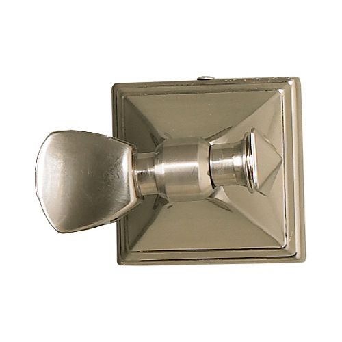 Pivot Craftsman de nickel brossé pour miroir