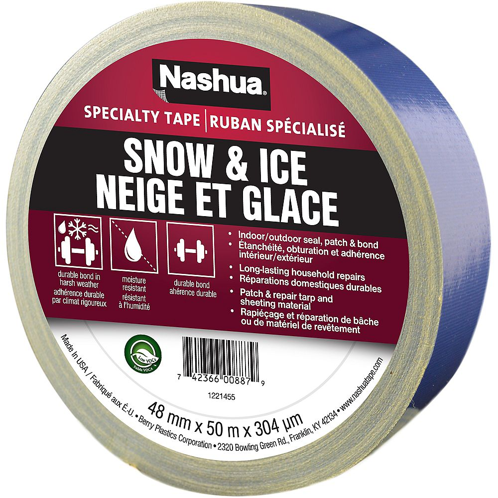 Nashua Tape 48mm x 50m Neige et Glace
