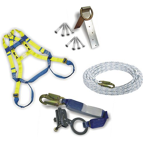 Roofers Kit In Re-Usable Bucket