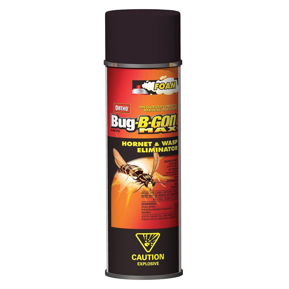 Ortho Bug-B-Gon MAX Hornet & Wasp Eliminator Foam 450 g