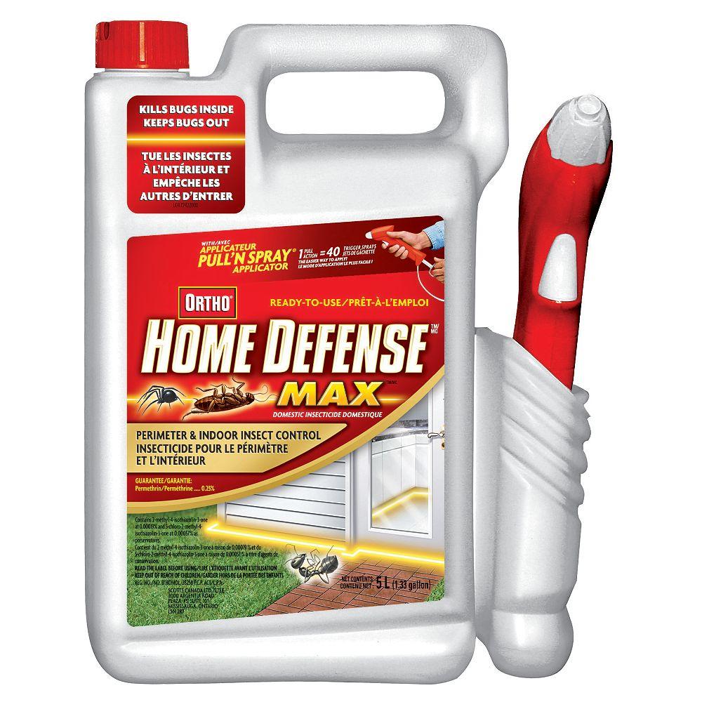 Ortho Home Defense MAX Pull 'N Spray - 5 Litre