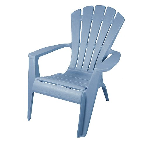 Adirondack Outdoor Chair in Sky Blue