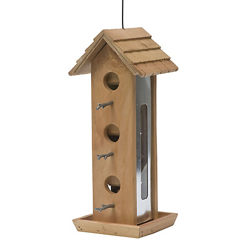 Mountain Chapel Wild Bird Feeder