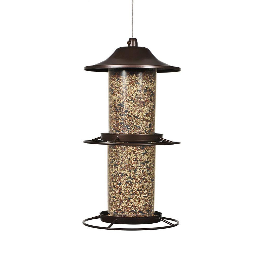Perky-Pet 4.5 lb Panorama Wild Bird Feeder