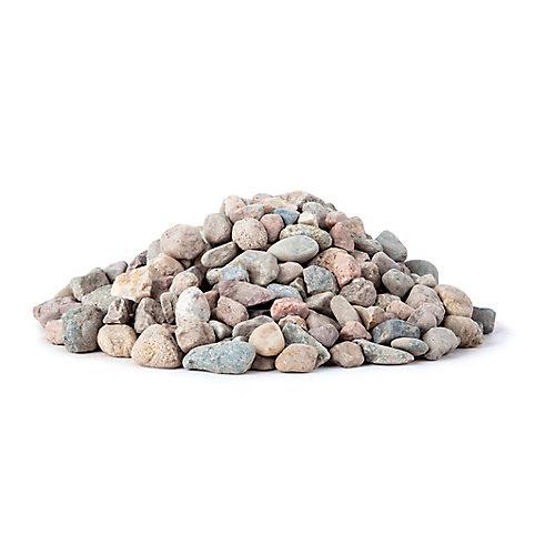 44 lb. 6 cu. ft. River Stone