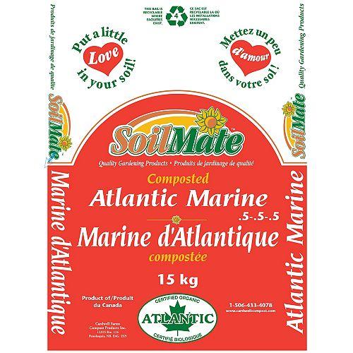 Marine d'Atlantique compostée 15kg