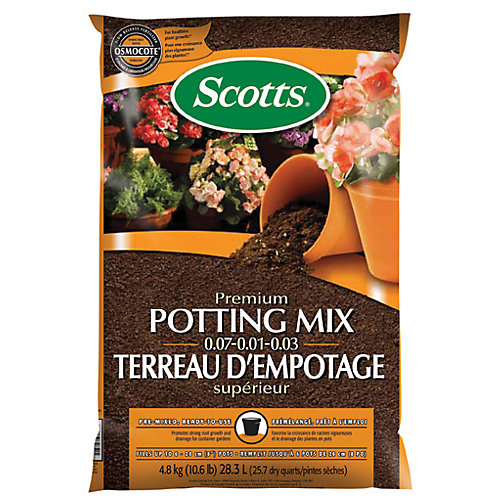 Scotts Premium Potting Mix - 28.3 Litre