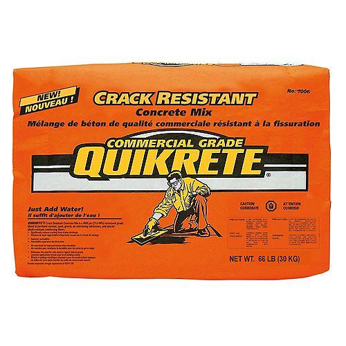 Quikrete Crack Resistant Concrete 30kg
