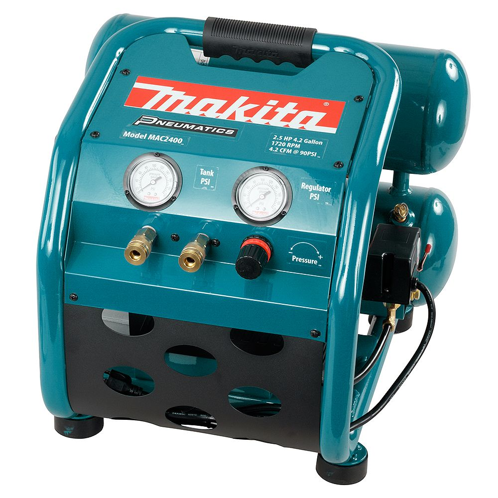 MAKITA 2.5 HP 4.2 GAL. Air Compressor