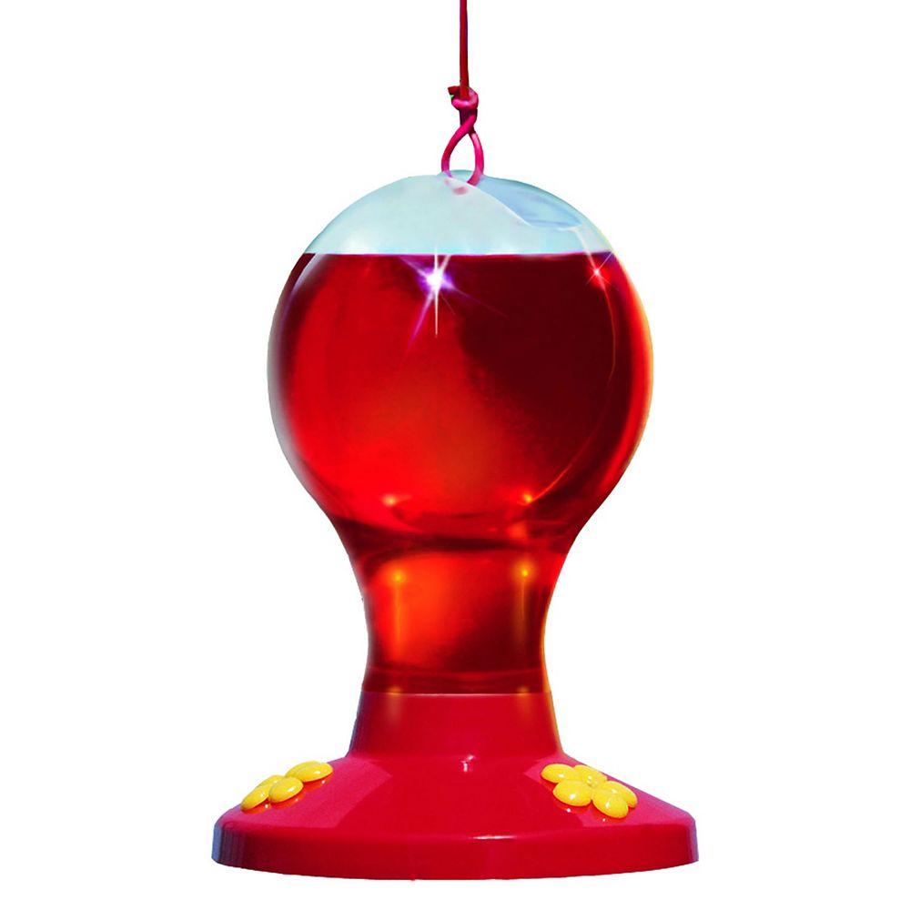 Garden Song Mangeoire en plastique transparent pour colibris