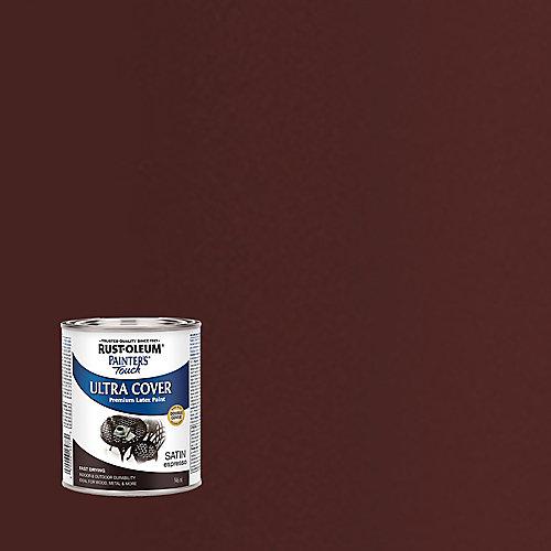 Peinture Tout Usage En Expresso Satiné - 946 Ml