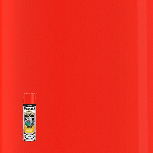 TREMCLAD Professional High Performance Rust Enamel In Safety Red, 426 G Aerosol