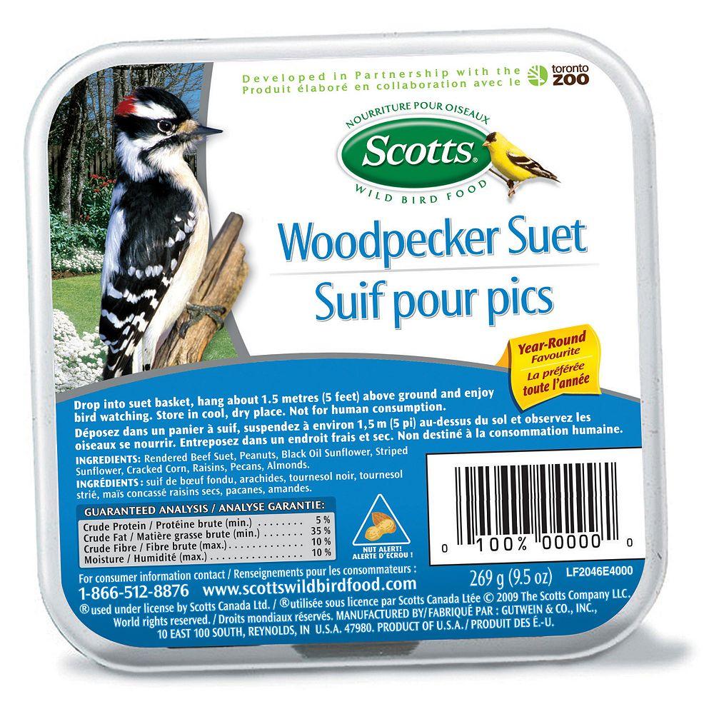 Scotts SCOTTS WOODPECKER SUET 310G