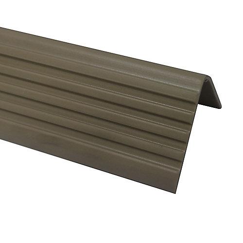 Nez d'escalier en vinyle 1-7/8po