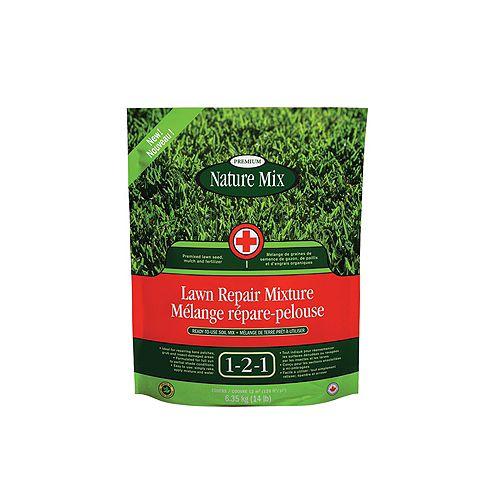 Natural Lawn Repair Mixture