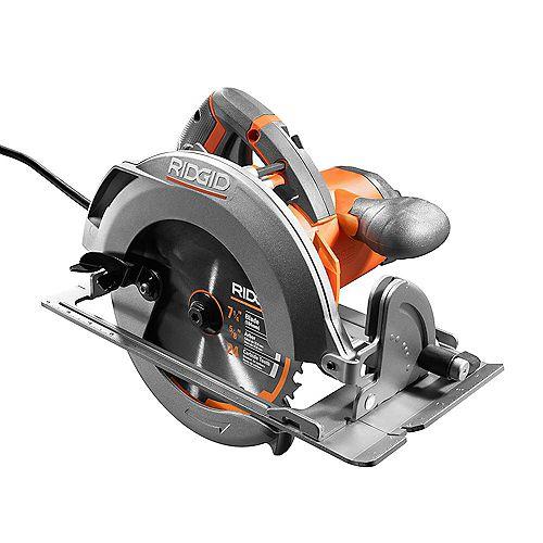 15 Amp Corded 7-1/4-inch Circular Saw