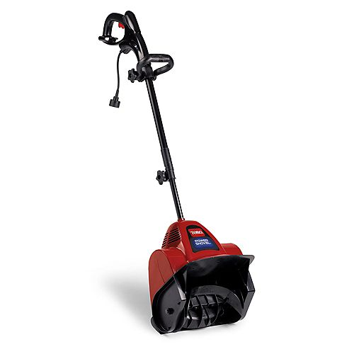Power Shovel 12-inch 7.5 Amp Electric Snow Blower