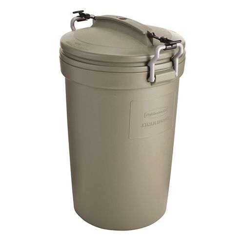 121 L Animal Stopper Refuse Can