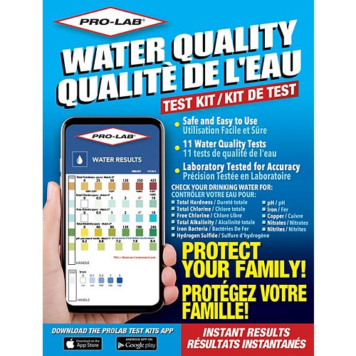 Water Quality Test Kit