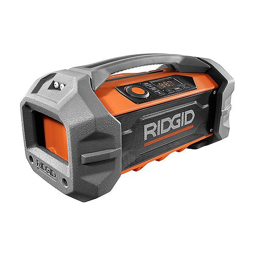 18V Hybrid Jobsite Radio with Bluetooth Wireless Technology (Tool Only)