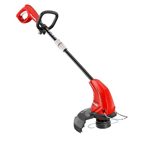13-inch 4 Amp Straight Shaft Corded Electric String Trimmer