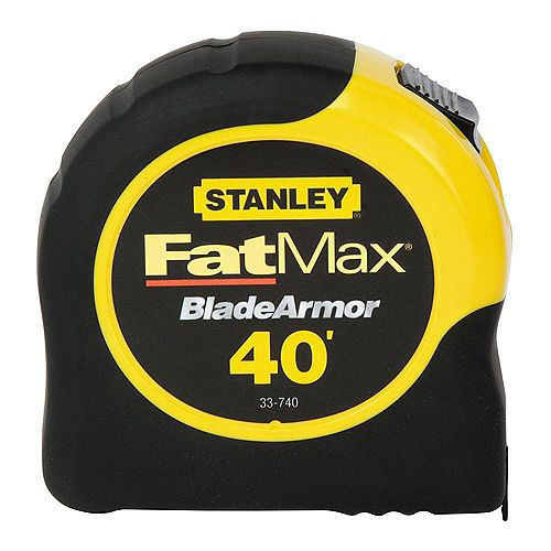FatMax FATMAX 40 ft. x 1-1/4-inch Tape Measure with Blade Armor Coating