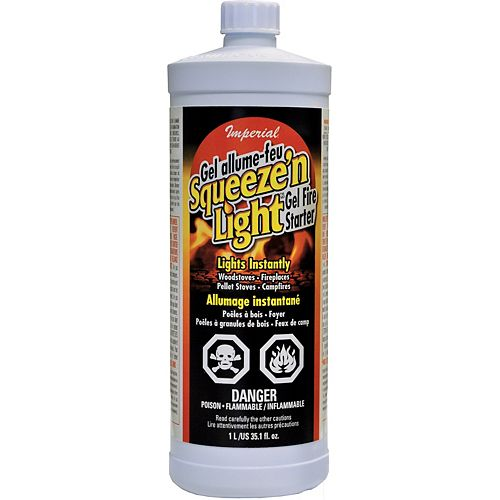 Imperial Allume-feu en gel Squeeze'n Light 946 ml (32 oz liq.)