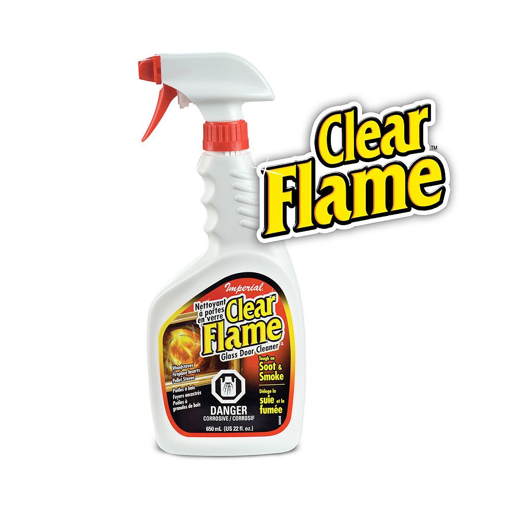 Imperial CLEAR FLAME Glas Cleaner EF /22oz