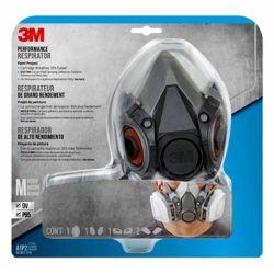 3M Performance Paint Project Respirator, reusable, 6211P1-DC