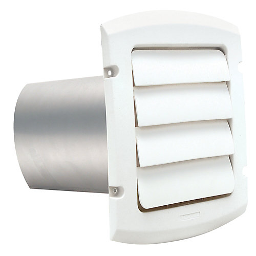 Provent Exhaust Hood White 5 inch