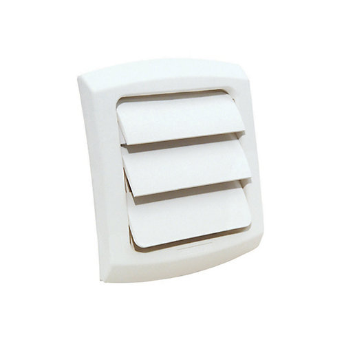 Replacement Exhaust Cap White 4 inch