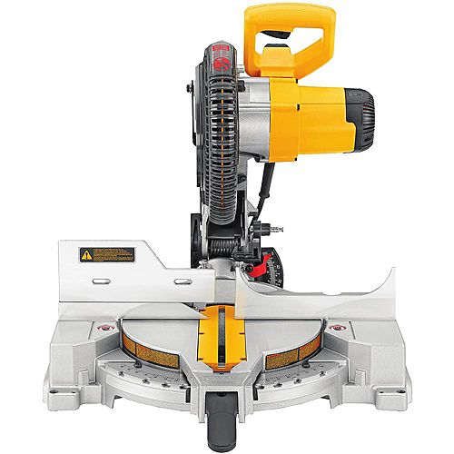 15 Amp Corded 10-inch Compound Miter Saw
